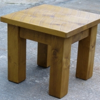 Plank Coffee Table shown size 42