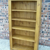 Plank Bookcase 78